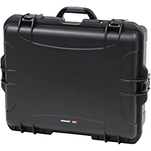Nanuk 945 Case with Padded Divider (Black)