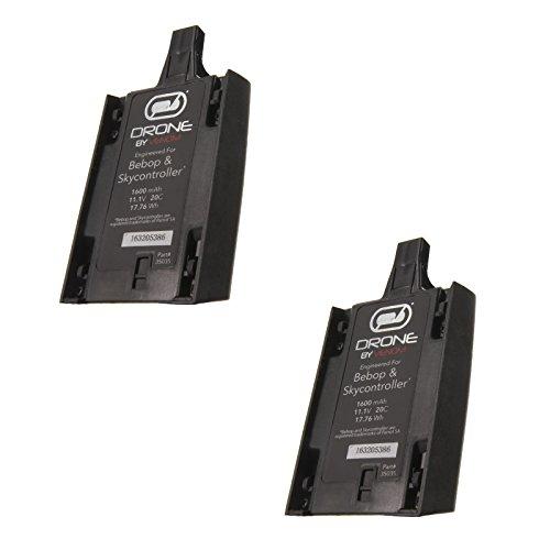 Venom 1600mAh 11.1V LiPo Battery for Parrot Bebop & Skycontroller