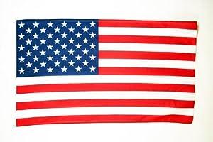AZ FLAG - DRAPEAU ETATS-UNIS 150x90cm - DRAPEAU AMÉRICAIN - USA 90 x 150 cm - Neuf