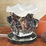 StealStreet SS-A-59609 Electric Oil Burner Collectible Incense Burner, Aromatherapy Decoration