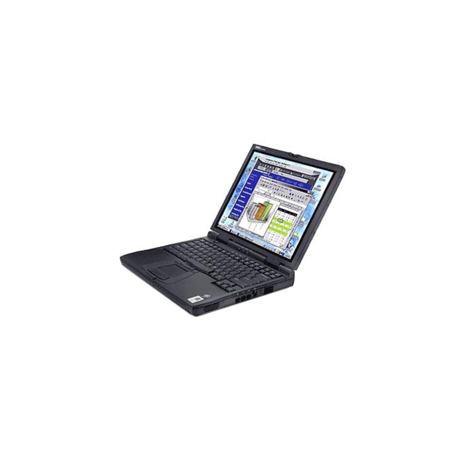 Dell Latitude CPX Notebook (650 MHz Pentium III, 128 MB RAM, 12 GB hard drive)