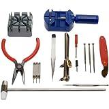 New 16PC Watch Repair Tools Kit