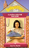 CLAUDIA AND THE BAD JOKE (BABYSITTERS CLUB) (0590765477) by ANN M. MARTIN
