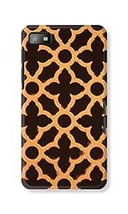 BlueAdda Back Cover for BlackBerry Z10