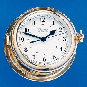 Weems & Plath Martinique Collection Quartz Clock (Standard) from Weems & Plath
