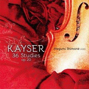 Kayser:36 Studies Op.20