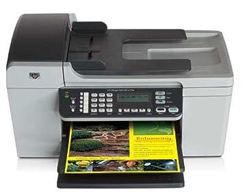 HP Officejet 5610 All-in-One Multifonction (t él écopieur / photocopieuse / imprimante / scanner) couleur jet d'encre copie (jusqu'à) : 20 ppm (mono) / 13 ppm (couleur) impression (jusqu'à) : 20 ppm (mono) / 13 ppm