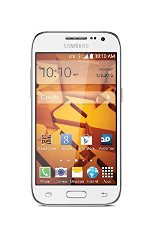 Samsung Galaxy Prevail LTE White