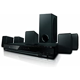 MRD410B/F7 Blu-ray Home Cinema System