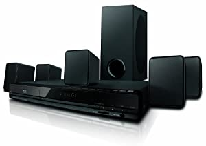 MRD410B/F7 Blu-ray Home Cinema System (Discontinued by Manufacturer)