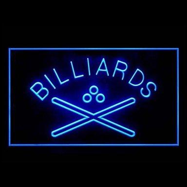 Billiard Fancy Contemporary Advertising Led Light Sign