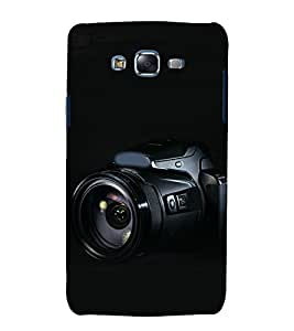 printtech Camera Focus Back Case Cover for Samsung Galaxy Core i8262 / Samsung Galaxy Core i8260