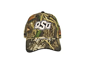 NCAA Oklahoma State Cowboys EVOCAP Holds Eyewear in Place, Camo Color Cap by J-BREM