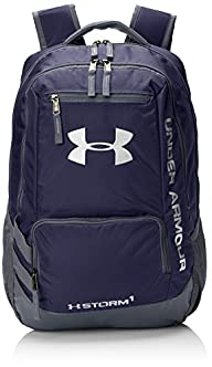 Under Armour Hustle II Backpack, Midn…