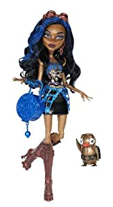 Monster High Robecca Steam Doll