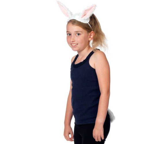 Rabbit Ears and Tail Set for Children