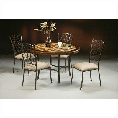 Buy Low Price Pastel Furniture Atrium Dining Table In Autumn Rust AT 510 478