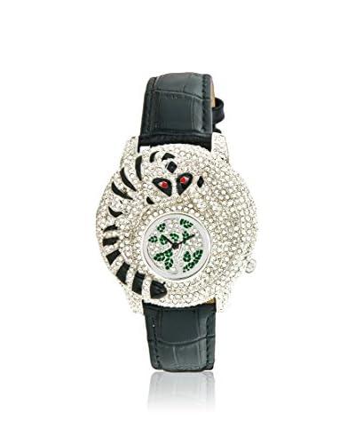 Croton Women's CN207339BSPV Green Leather Watch
