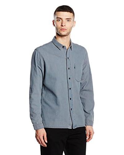 Levi's Camicia Denim [Blu]