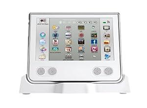 "Orange Tabbee S Tablette Internet Lecteur Multimédia Ecran tactile 7"" Freescale i.MX51 Linux Blanc"
