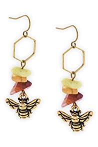 Imagine Jewelry Bee Charmer USA made Earrings