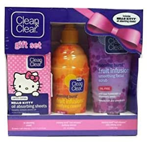 Clean & Clear Hello Kitty Gift Set