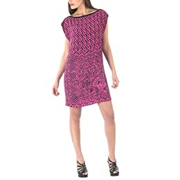 Alexander McQueen@ for Target Tiger Print Shift Dress - Ebony/Pink : Target from target.com