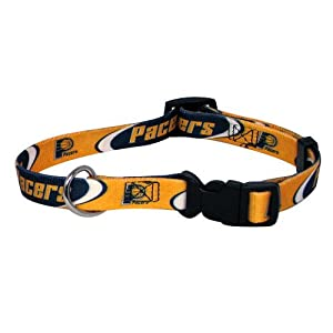 Amazon.com : Indiana Pacers XX-Small Dog Collar : Pet Supplies