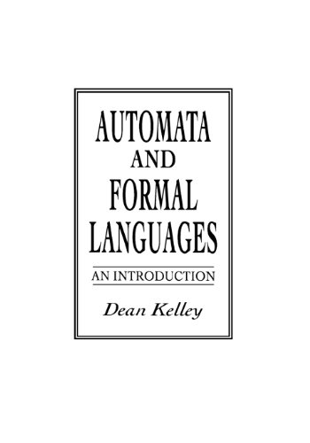 Automata and Formal Languages: An Introduction