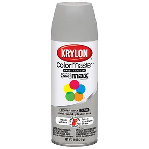 krylon-51606-pewter-gray-interior-and-exterior-decorator-paint-12-oz-aerosol