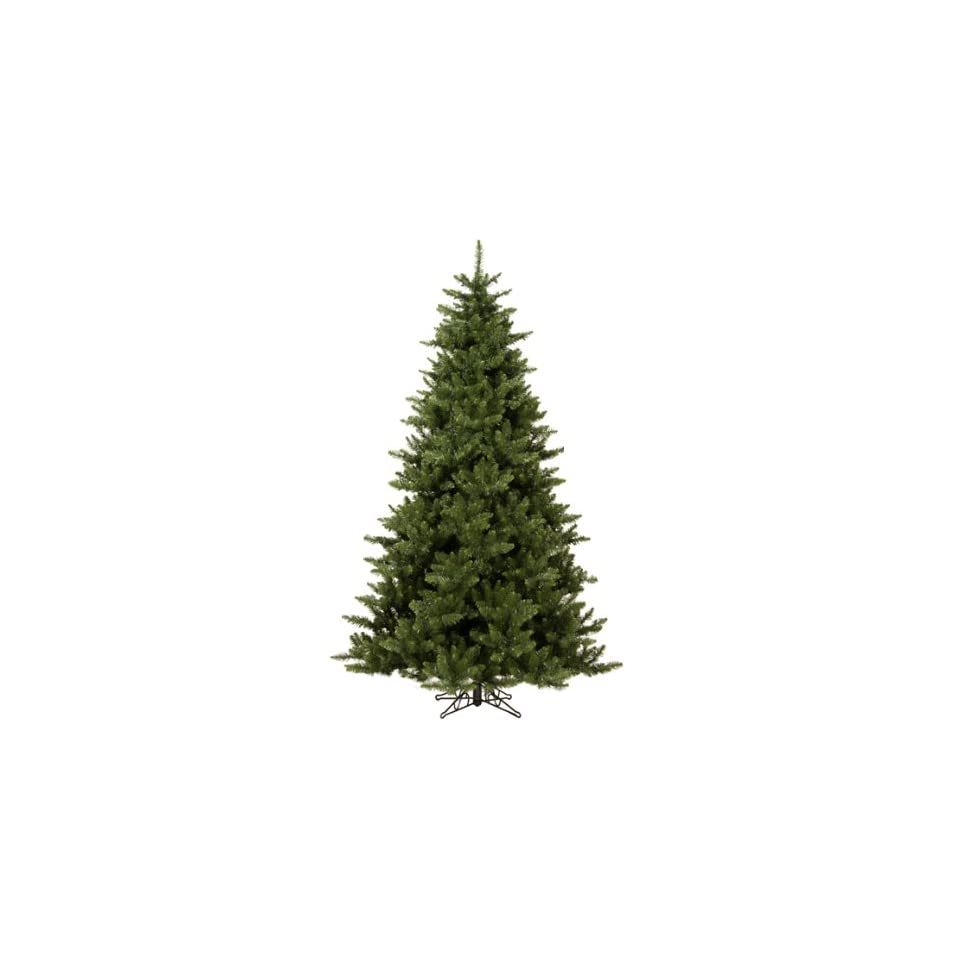 10 Pre Lit Canadian Pine Artificial Christmas Tree   Clear Lights