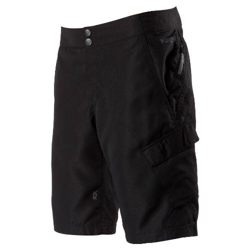 Fox Head Women's Sierra Short, Black, Medium