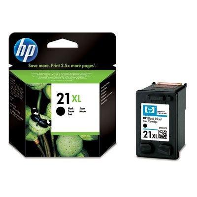 HP 21XL Cartouche d'impression 1 x noir 1 x noir - 475 pages
