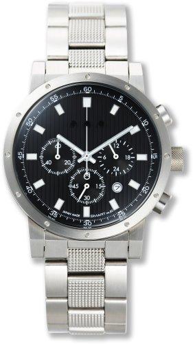GSX (ジーエスエックス) 腕時計 SMART CHRONOGRAPH スマートクロノグラフ GSX223SBK-2 SMART no.85 メンズ