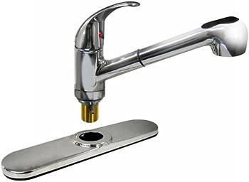 Kissler Single Lever Kitchen Faucet