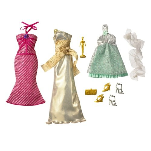 Barbie Award Fashion Clothes with Accessories - Awards