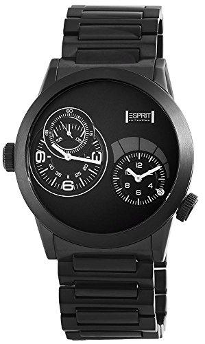 Esprit Collection Reloj Zelos Night el101271F06Reloj de hombre reloj de pulsera nuevo