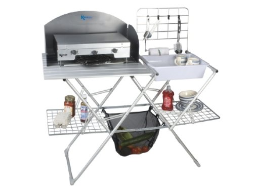 Kampa Commodore Field Kitchen Camping Unit
