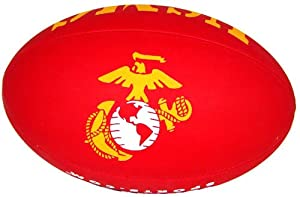 Buy Marine Corps Rugby Ball by Red Rhino Sports
