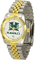 Hawaii Rainbows Suntime Mens Executive Watch - NCAA College Athletics