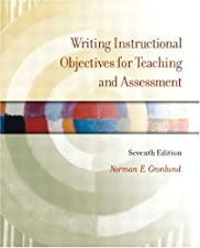 Gronlunds Writing Instructional Objectives by Gronlund