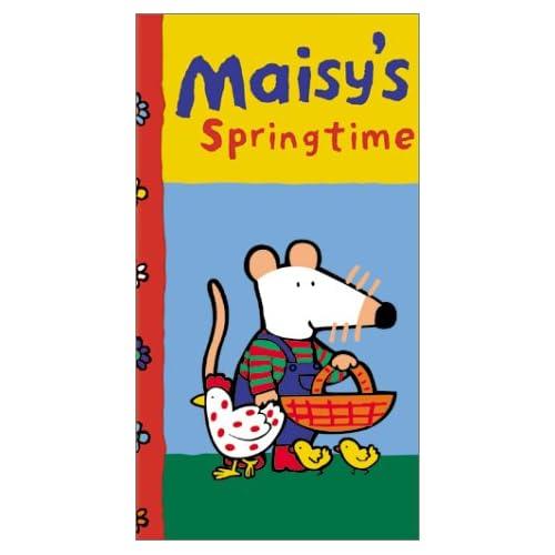 Amazon.com: Maisy's Springtime [VHS]: Maisy