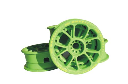 MBS Twistar Hub Set-Green