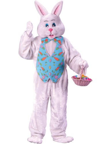 Bunny Adult Costume Halloween Costume - Most Adults