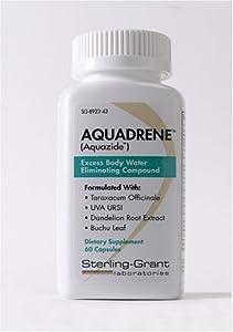 Aquadrene 60 Caps -$20.95 DIRECT FROM MANUFACTURER Regain Your Body's Balance!