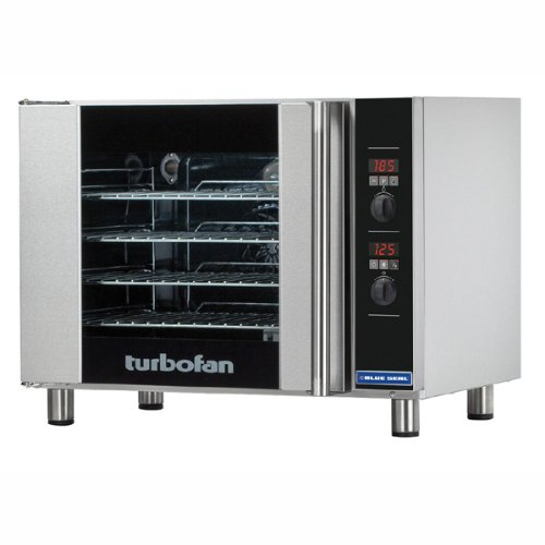 Blue Seal 3.1Kw Oven - E31D4 - 810(w)616(d)625(h)mm - Pack Size: Single