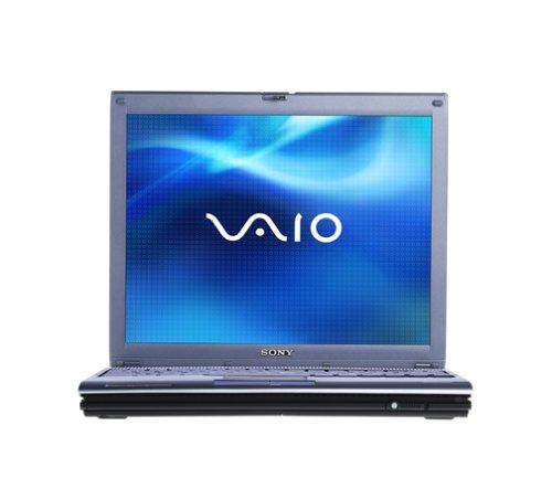 Sony VAIO PCG-V505DX Laptop (1.40-GHz Pentium M (Centrino), 512 MB RAM, 60 GB Hard Drive, DVD/CD-RW Combo Drive)