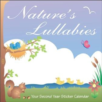 Nature's Lullabies Second Year + Extra Stickers
