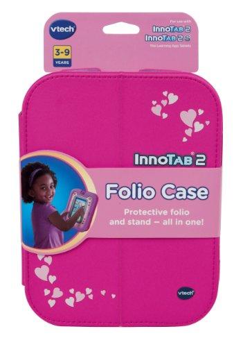 Imagen de VTech InnoTab 2 Folio Case - Pink (protege InnoTab 2 ó 2S InnoTab)