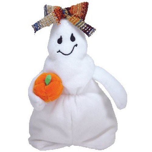 TY Beanie Baby - GHOULIANNE the Girl Ghost